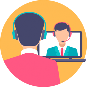 Online teaching and Business English seminars with native speakers